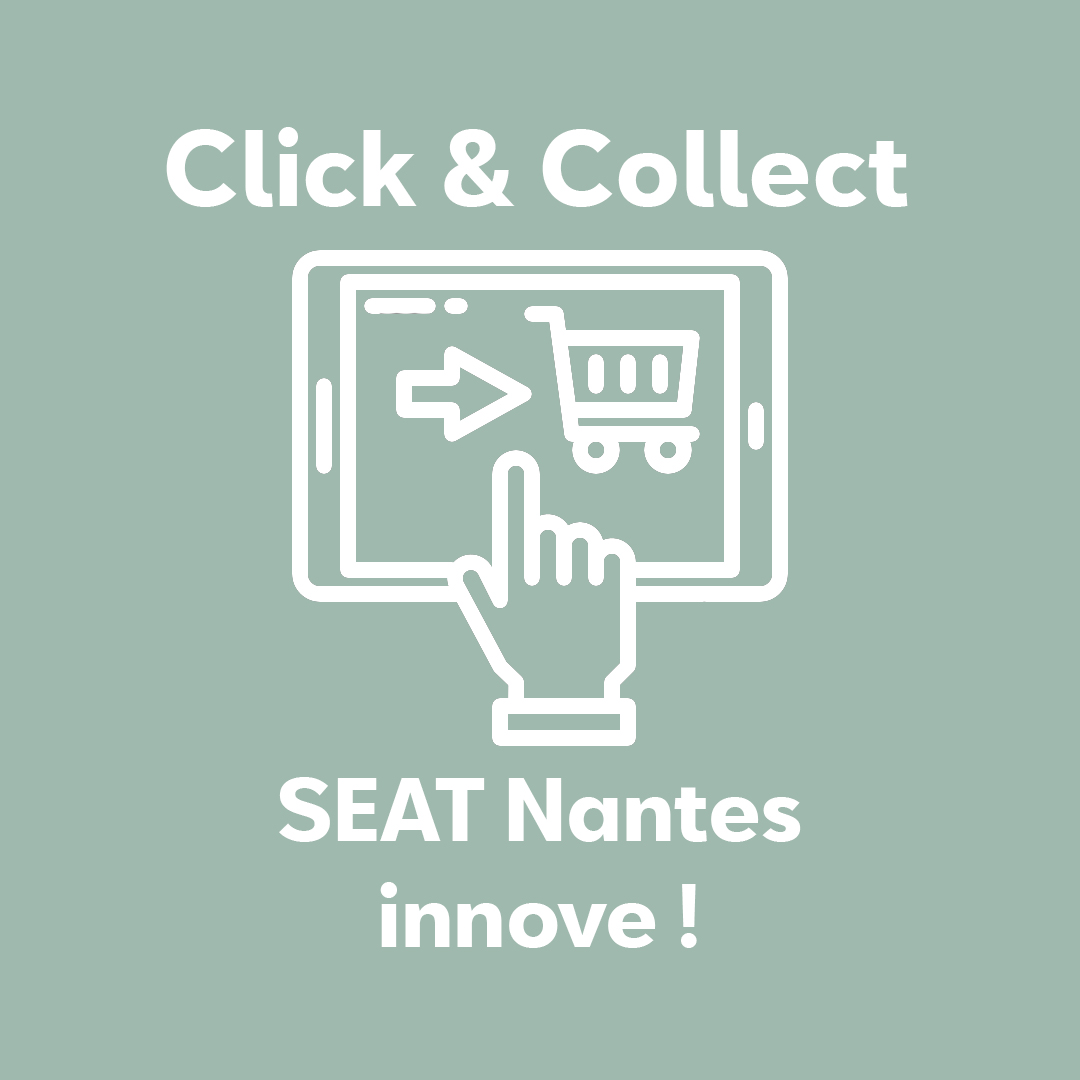 Click and collect SEAT Nantes Véhicules Neufs